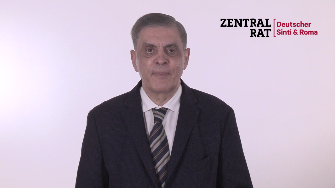 Statement by Romani Rose, Chairmen of the Central Council of German Sinti and Roma