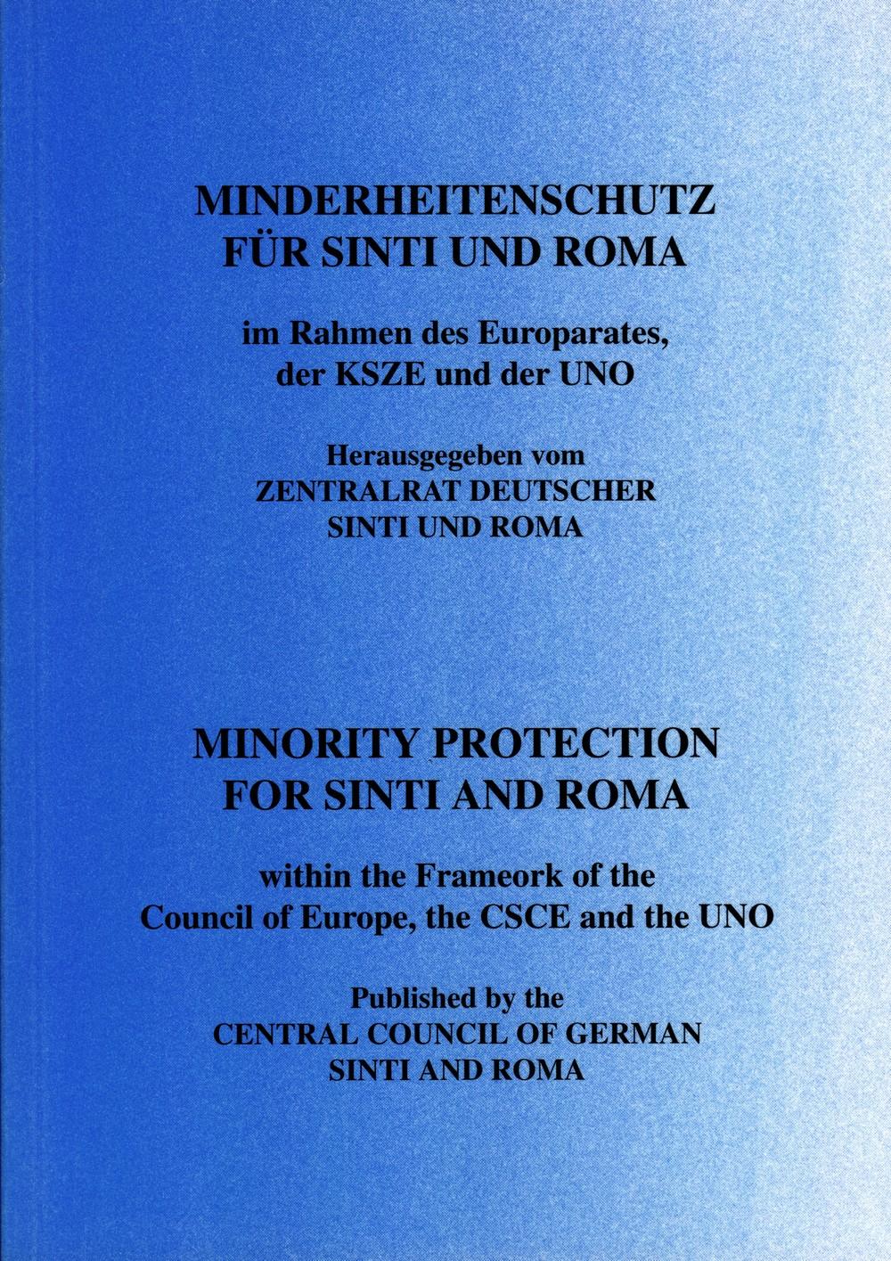 Minderheitenschutz für Sinti und Roma