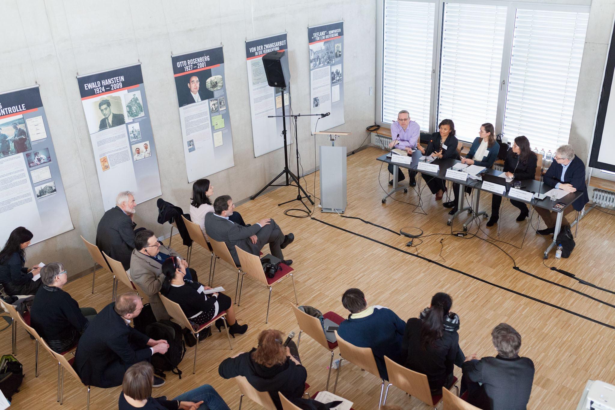 """Tagung """"Antiziganismus und Film"""", Februar 2018"""