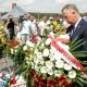 Ein Vertreter der polnischen Regierung bei der zentralen Gedenkfeier am 2. August 2019 in Auschwitz-Birkenau  © Dokumentations- und Kulturzentrum Deutscher Sinti und Roma / Jarek Praszkiewicz