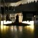"""Vernissage der Ausstellung """"TEARS OF GOLD / SOWNAKUNE JASFA"""" in der Jagiellonian Universität Krakau am 31. Juli 2019 © Dokumentations- und Kulturzentrum Deutscher Sinti und Roma / Jarek Praszkiewicz"""