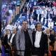 Die Roma und Sinti Philharmoniker unter der musikalischen Leitung von Riccardo M Sahiti in Krakau am 1. August 2019 © Dokumentations- und Kulturzentrum Deutscher Sinti und Roma / Jarek Praszkiewicz
