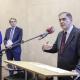 Ansprache von Romani Rose im Anschluss an die Unterzeichnung  © Zensen / Zentralrat Deutscher Sinti und Roma