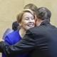 Bundesministerin Dr. Giffey, Romani Rose © Zensen / Zentralrat Deutscher Sinti und Roma