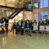 Themennachmittag in der Berliner Repräsentanz des Dokumentations- und Kulturzentrums © Zentralrat Deutscher Sinti und Roma