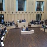 Gedenkstunde im Bundesrat © Zentralrat Deutscher Sinti und Roma