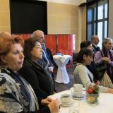Empfang im Bundesrat im Anschluss an das Gedenken © Zentralrat Deutscher Sinti und Roma